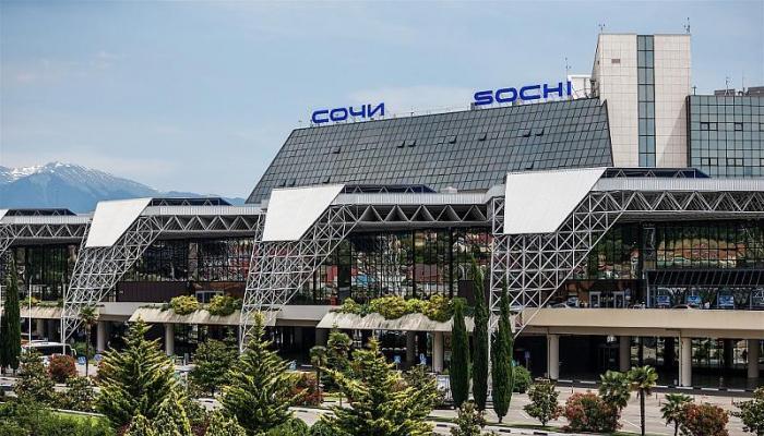 Благоустройство аэропорта Сочи