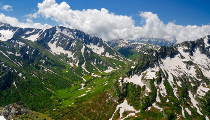 Новые маршруты биосферного заповедника
