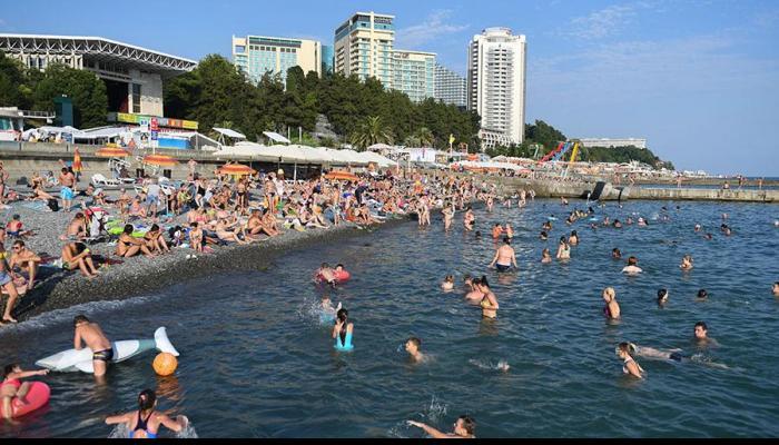 Самые популярные города для отдыха в конце июня