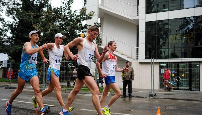 В Сочи официально разрешены спортивные соревнования.