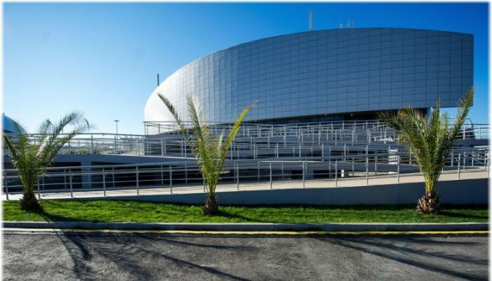 Проект реконструкции арены «Ледяной Куб» принят градостроительным советом Сочи