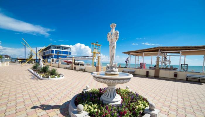 В Лазаревском районе построят крупный гостиничный комплекс за 3 миллиарда рублей
